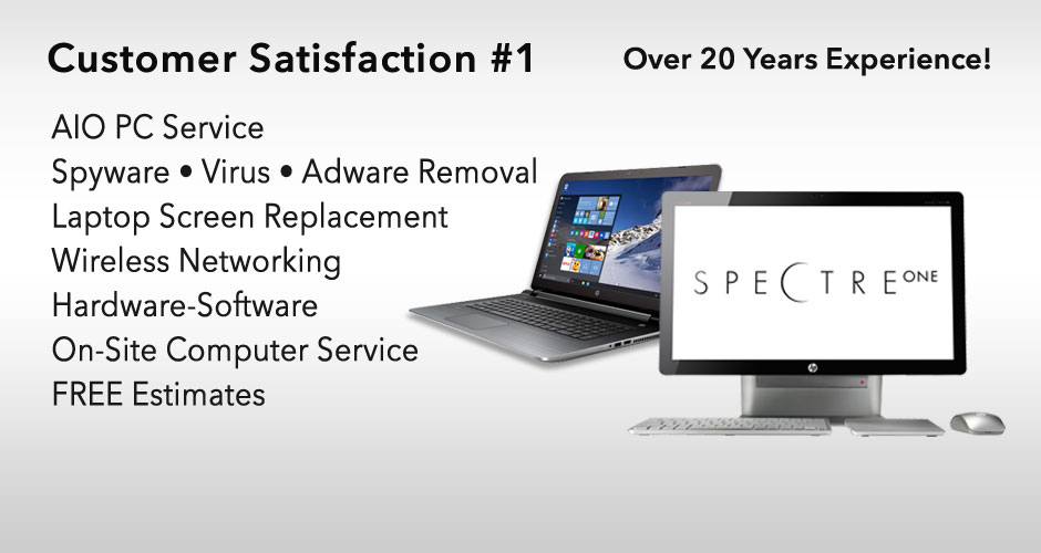 Customer Satisfaction #1 Over 20 Years Experience!